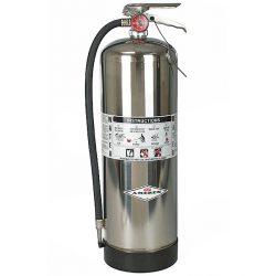 Water Stored Pressure Extinguishers